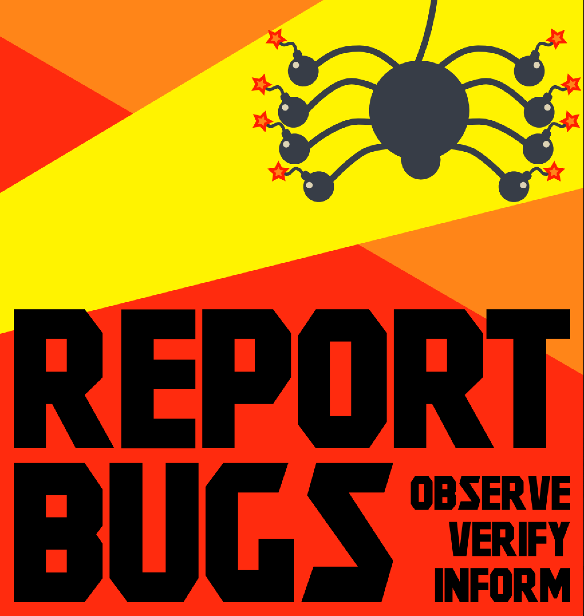 Passing a standard for bug reporting